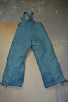 Used Canadian air force blue cold weather trousers pants size 7030 (P11#bte155)