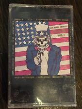 Posh Hits Vol 1 SEALED VINTAGE CASSETTE TAPE punk Circle Jerks Black Flag