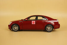 1/18 China Cadillac CTS RED color DIECAST  MODEL (DAMAGE)