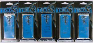 Trokar Lazer EWG Worm Hooks Lot of 5 Packs Sizes 1/0 TK110