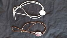 Lot of 2 Bolo Ties- Western & Native American Style (Please Read Description)