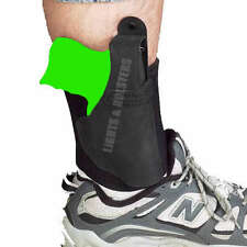 GALCO AL436 ANKLE LITE ANKLE HOLSTER - KELTEC P32 P3AT RUGER LCP DIAMONDBACK 380