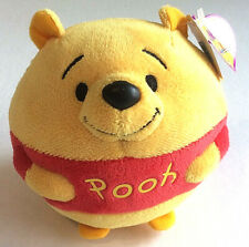 Ty Beanie Ballz Winnie the Pooh With Original Tags