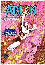 ARION SEIGNEUR D'ATLANTIS n°3 ¤ L'ETRE DE GLACE ¤ 1984 AREDIT DC COLOR