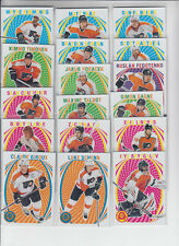 13/14 OPC Philadelphia Flyers Retro Team Set w/ RCs - Voracek Giroux McGinn +