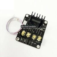 1pc 3D Printer Main Board MOS Tube High Power Heated Bed module Extension