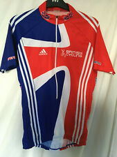 ADIDAS Cycling shirt jersey team GB team issue