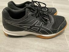 New listing Asics black volleyball shoes Size 9.5