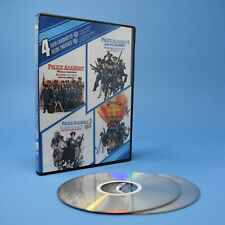 Police Academy 1 - 4 DVD  Collection - Includes All 4 Movies -  Film Favourites