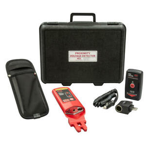 Greenlee PRX-4/K10 Proximity Voltage Detector Kit, 4kV