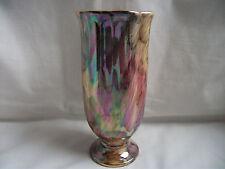 Marbled Lustre Vase – Ref 992
