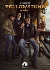YELLOWSTONE 2 (2019) Kevin Costner, Western Drama TV Season Series - Rg1 DVD