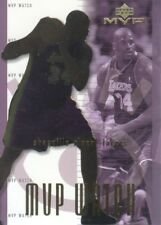 2001-02 Upper Deck MVP Watch #M1 Shaquille O'Neal Los Angeles Lakers