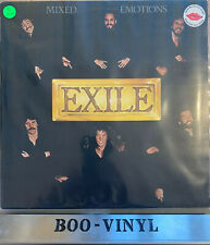 Exile ‎– Mixed Emotions Vinyl LP Album 33rpm 1978 RAK ‎SRAK 533 Ex+ Con