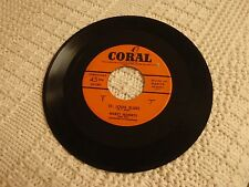 MARTY ROBERTS  ST. LOUIS BLUES/BRAND NEW LOVE AFFAIR  CORAL 64179 M-