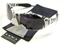 Oakley Trenchcoat Snow Jungle Camo Sonnenbrille Eye Jacket Eyeshade Romeo Medusa
