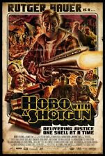 Hobo With A Shotgun Movie Poster 24x36in