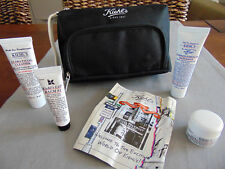 Singapore airlines first class Kiehl's Amenity kit Trousse neceser neceser