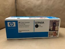 Q3960A 122A Genuine HP Black Toner Color LaserJet 2500L 2550LN 2550 2800 2820 ^