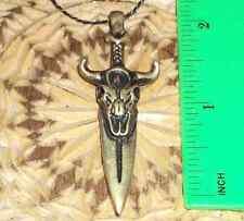 Ancient Greek-Scythian Bronze Sword Akinak Defender / Replica / Amulet-Symbol