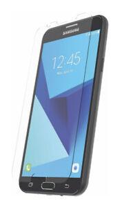 WriteRight DuraGlass Tempered Glass Screen Protector, Samsung Galaxy J7 Sky Pro