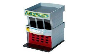 Scalextric Pit Garage