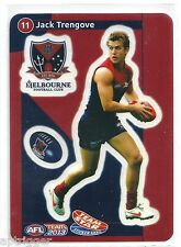 2013 Teamcoach Star Stickers (11) Jack TRENGOVE Melbourne