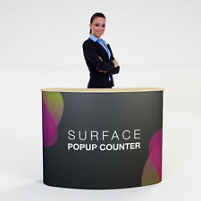 Surface Portable Popup Display Counter