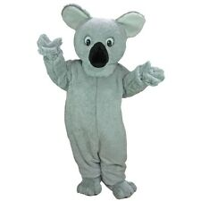 Gray Koala Bear Professional Quality Mascot Costume Adult Size