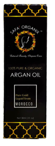 Pure Organic 100% Argan Oil No Additves No other Ingredients