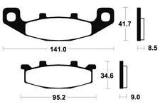 KAWASAKI KLE 500 - Kit pastiglie freno anteriore - MF97- 380971