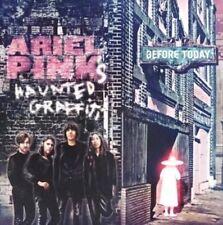 Ariel Pinks Haunted Graffiti Before Today LP Vinyl 2010 33rpm