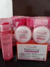 Brilliant Skin Rejuvenating Facial Set Whitening Anti-Acne Anti-Aging