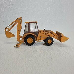 Rare Conrad Case 580K Loader/Backhoe Model/Toy 1:35 Model 2934 W. Germany