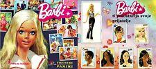Album Figurine Barbie Mattel 1976 Panini in Pdf