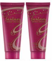 Fantasy Women Britney Spears Caught in the Spell Shower Gel 3.3 oz - Pack of 2