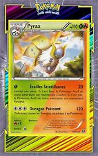 🌈Pyrax-XY11:Offensive Vapeur-15/114-Carte Pokemon Neuve Française