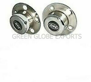 Wheel Hub Cap Cover Pair Steel Made Fits For Jeeps Willys Suzuki Gypsy King Car