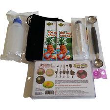 3D Jelly Gelatin Tools Starter Kit Amazing Jelly Jello Art Cake (Kit #13)