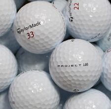 50 Golf Balls Taylor Made project (A) AAA/AAAA Quality lakeballs Balls Golf Ball