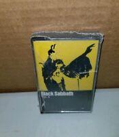 1972 Black Sabbath - Vol. 4 Cassette - Wheels of confusion, Snowblind