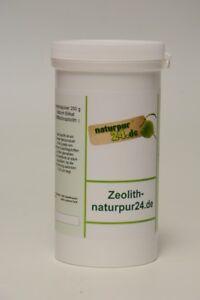 Zeolithamin Gesteinspulver Zeolith  Montmorillonit 250 g 10-15 µm Heilerde