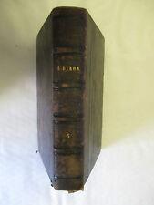 """""""Oeuvres Complètes de Lord Byron"""" T 3 /Charpentier Libraire Editeur 1840"""