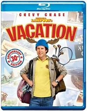 Chase/D'Angelo/Quaid - National Lampoon's Vacation (2013, Blu-ray NEW)