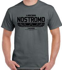 Nostromo - Alien Movie - Mens T-Shirt