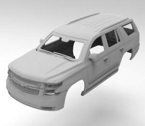 STL files for 3d print Chevrolet Tahoe 2015 313mm 3D model Axial RC