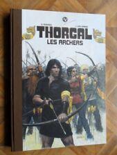 Thorgal, Les archers, Tirage de Tête, Ed Original Watts