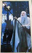 Vintage Lotr Fellowship of tge Ring Poster