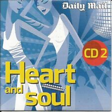 HEART AND SOUL - VARIOUS ARTISTS ~ DISC 2 OF 2 - MAIL PROMO MUSIC CD