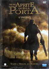 NON APRITE QUELLA PORTA L'INIZIO - DVD USATO